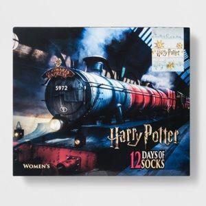 Women's Harry Potter 12 Days of Socks